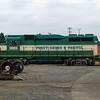 2010-07-19 OR Puget Sound & Pacific 3005 EMD GP30 built 10-1962 B&O number 6918