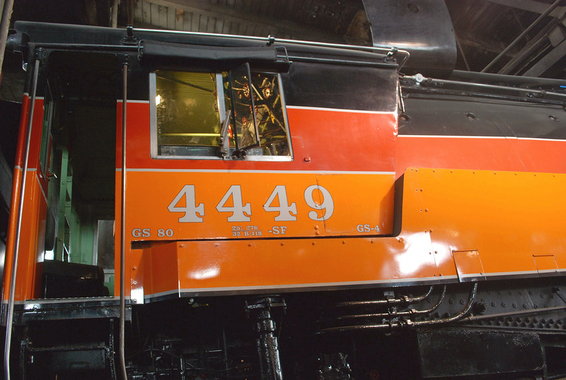 2010-07-19 OR SP4449 1941 GS-4 Northern 4-8-4 cab rt