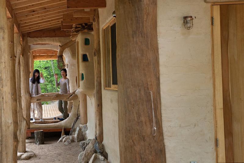 山の家 木と人カフェ