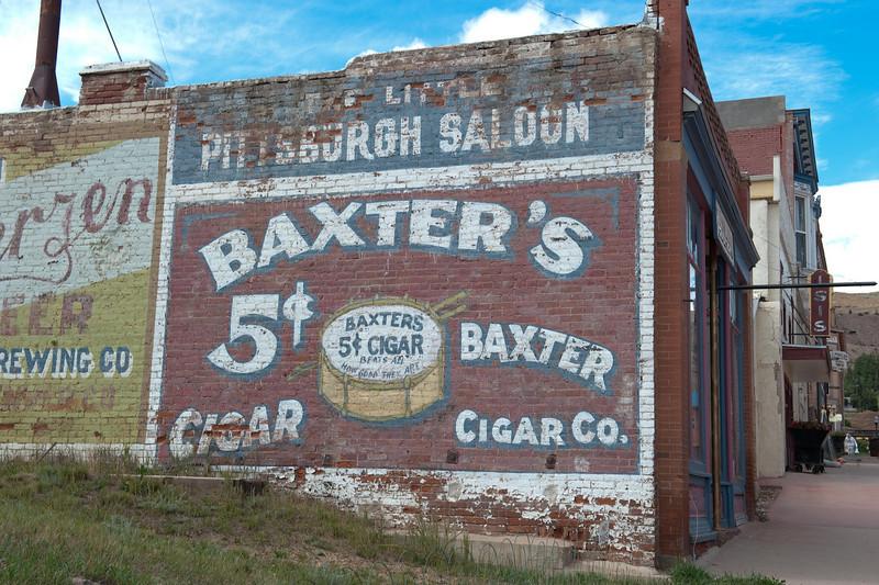 Advertising in Victor, Colorado