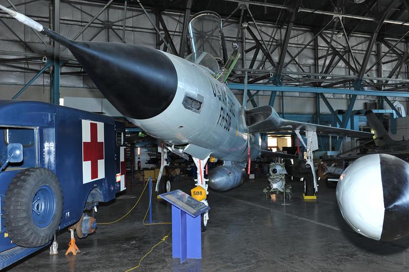 Republic F-105 Thunderchief based at Takhli and Korat Thailand.