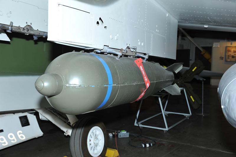 CBU  (Cluster Bomb Unit)