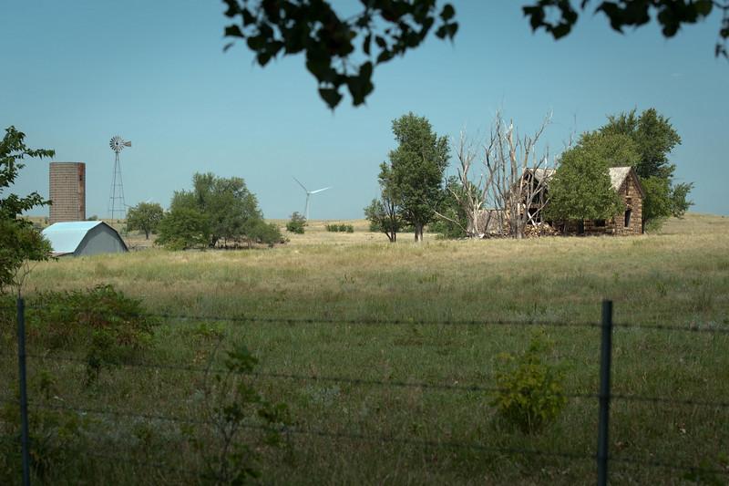 Near Ellseworth, KS