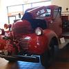 Hearst Castle Dodge firetruck ft lf