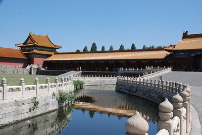 Imperial Palace during Ming & Quing Dynasties. Completed in 1420. Was Columbus even born yet?