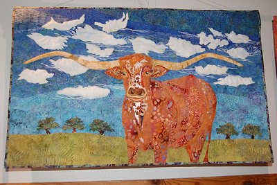 2010 09-03 Hwy 16 Bandera to Fredericksburg & quilt show