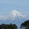 Mount Taranaki From Lake Rotomanu Reserve