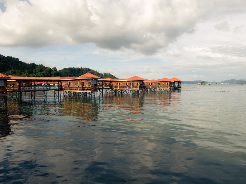 That is actually a part of the beautiful SMK Pulau Gaya, Sabah :)