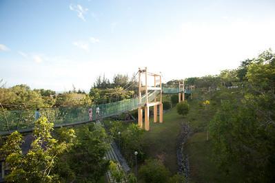 Miri Public Park, Sarawak.