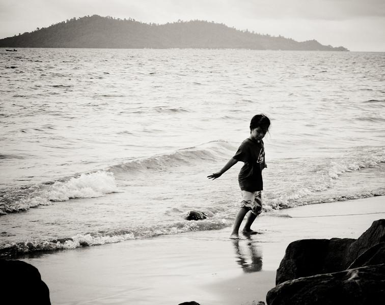 Tanjung Lipat, Sabah.