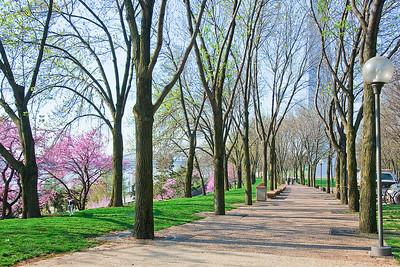 Jefferson National Expansion Monument Park