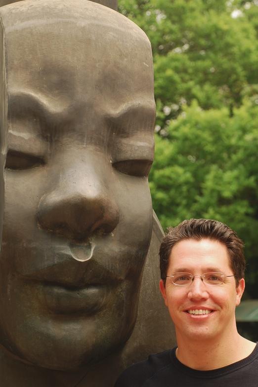 Brett in Kowloon Park