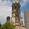 Ruin of Kaiser Wilhelm Memorial Church
