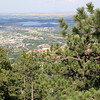 From Flagstaff Mt.