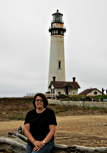 August 1, 2010 Pigeon Point Lighthouse, Pescadero, CA