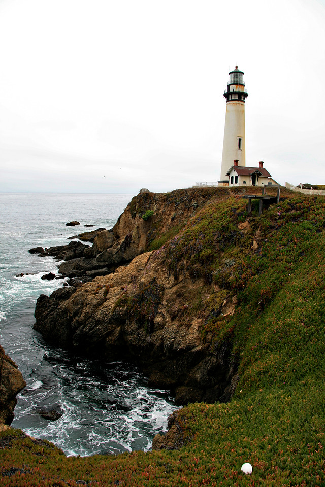 August 1, 2010 Pigeon Point Lighthouse Pescadero, CA