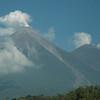En route to Antigua, Guatemala