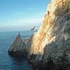 Diving from the top - Acapulco