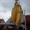 100 ft tall standing Big Buddha at Wat Indrawiharn.