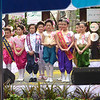 Finalists of the pre-teen contest.
