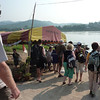 Still on the Thailand side. Across the river is Laos.