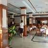 Hotel lobby in Phnom Penh