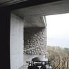 房外面向瀨戶內海的陽台