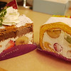 大丸百貨地下街買的華麗蛋糕