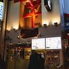 大受鐵道社友推薦的神座拉麵(每一家店外都有神社),還不錯