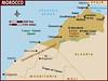 Map Morocco