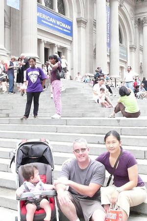 2010 NYC trip