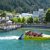 Queenstown- Kawauru Jet on the River, one hour of fun with speed and spin.