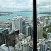 Auckland, view from the Sky Tower.