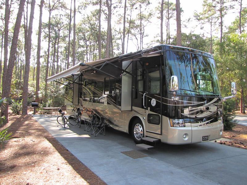 Ft Wilderness Campground at Disney World