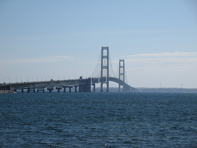 006 Mackinac Bridge