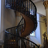 "The ""miraculous staircase"" that was built with no nails or glue or supports"