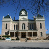 Crockett County Courthouse in Ozona, TX built in 1902