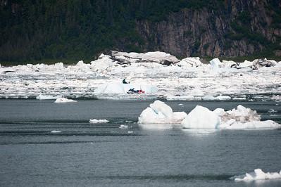 Glacial Ice Fishing