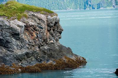 Face Rock, Valdez Narrows