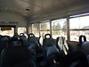 Empty bus to Whistler Village.