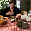 Dining at Lwowska