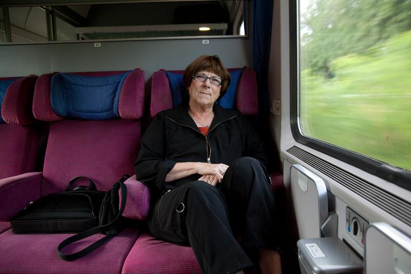 Train Berlin to Wroclaw