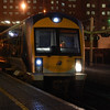 3013 sits in GVS with the 0750 to Portadown 101210