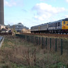 8069 seen approaching Downshire with the 1057 Larne Hbr/Belfast Central 011210