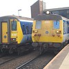 8093 and 8787 meet at Yorkgate. Weds 03.03.10
