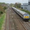 9001 departs  Lisburn. Tues 04.05.10