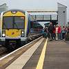 3017 arrives at Coleraine with the 1751 Londonderry / GVS 040910