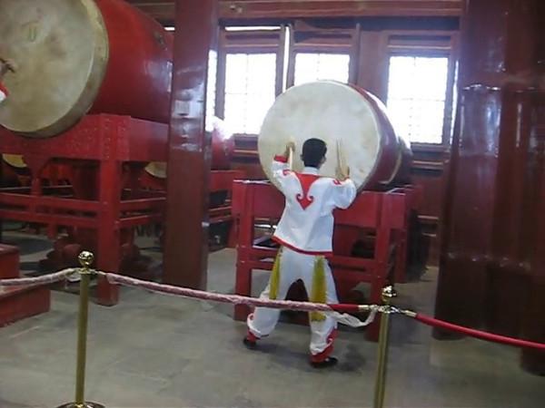 Beijing Drum Preentation