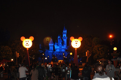Mickey's Haloween Time