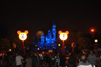 Mickey's Haloween Time
